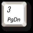 PC 3 keypad
