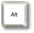 PC Alt key