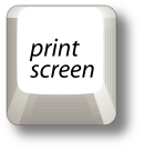 PC Print Screen key