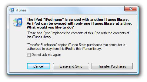 how to allow another computer to access my itunes