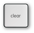Mac Clear key