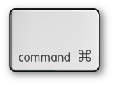 Mac Command key