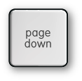 Mac Page Down key