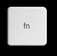 Mac fn (function) key