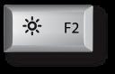 Mac F2 키