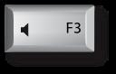 Mac F3 키
