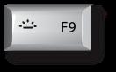 Mac F9 키