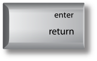 Mac Return key