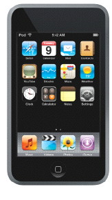 iPod Touch 1. Generation