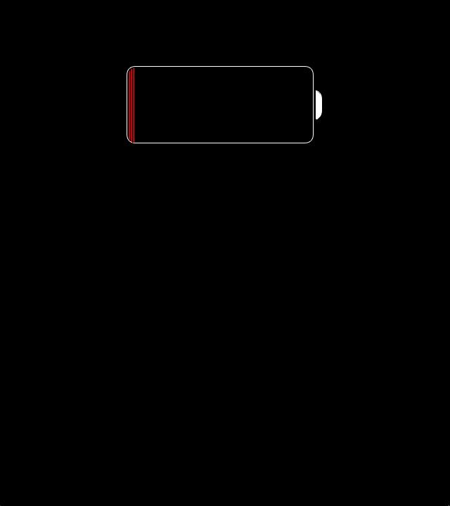 苹果手机电池使用和充电说明图片