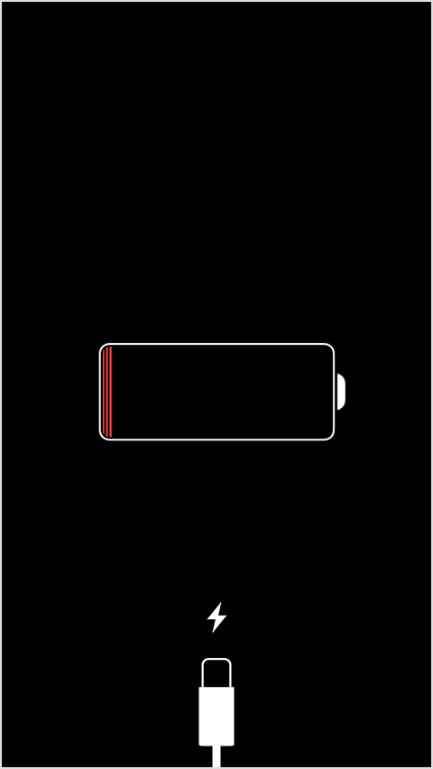 Iphone  Won T Turn On Or Charge
