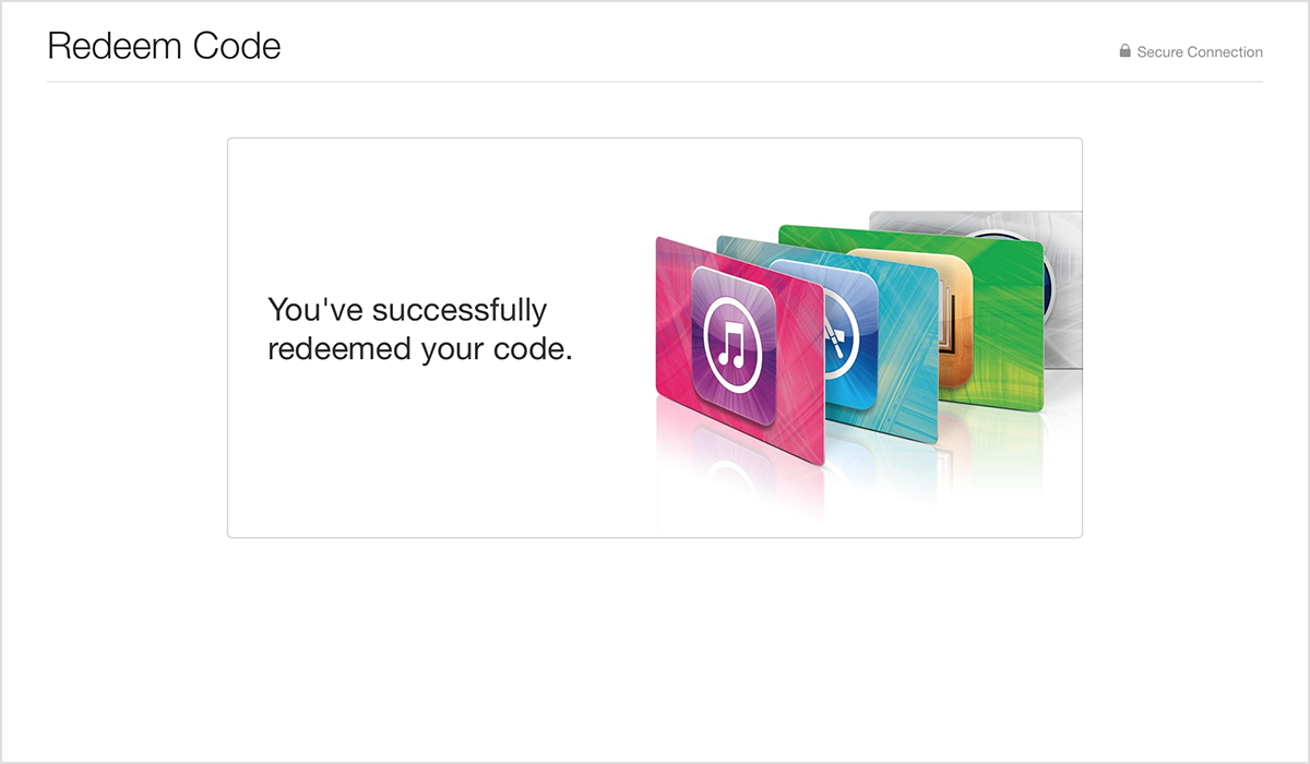 Redeem and use iTunes Gift Cards and content codes - Apple ...