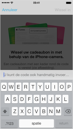 ITunes kaart inwisselen op iPhone, iPad en Mac: zo doe je dat ITunes handleiding - iTunes code inwisselen ITunes cadeaukaart inwisselen iTunes tegoed opwaarderen