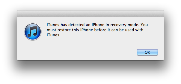 how to put iphone in recovery mode solution iphone get into recovery mode due to ios 7 20194