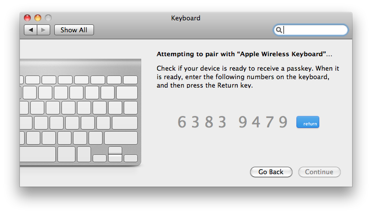 apple bluetooth keyboard instructions