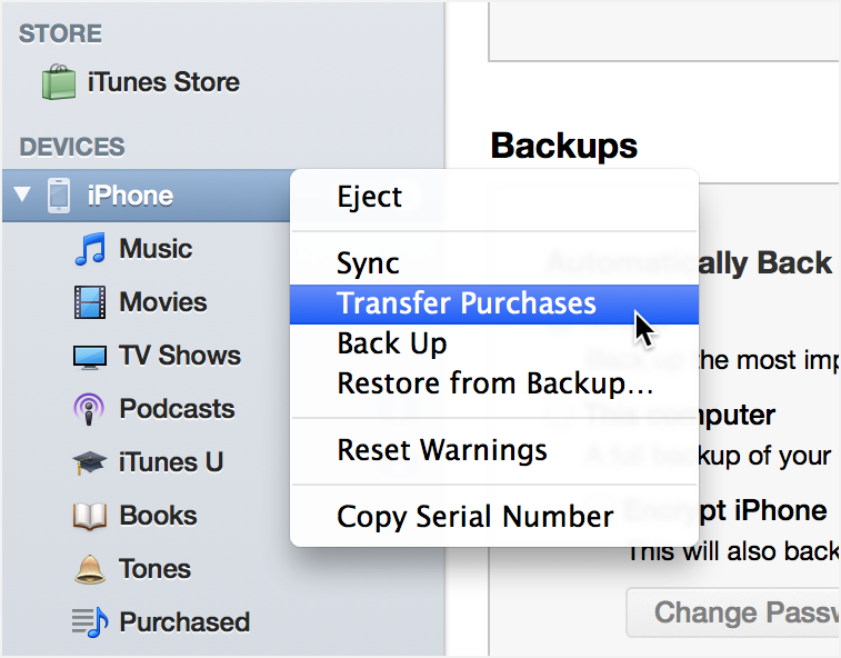 How to Transfer Music From iTunes to Computer