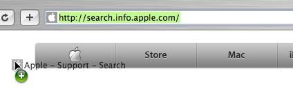 Mac中创建URL链接文件