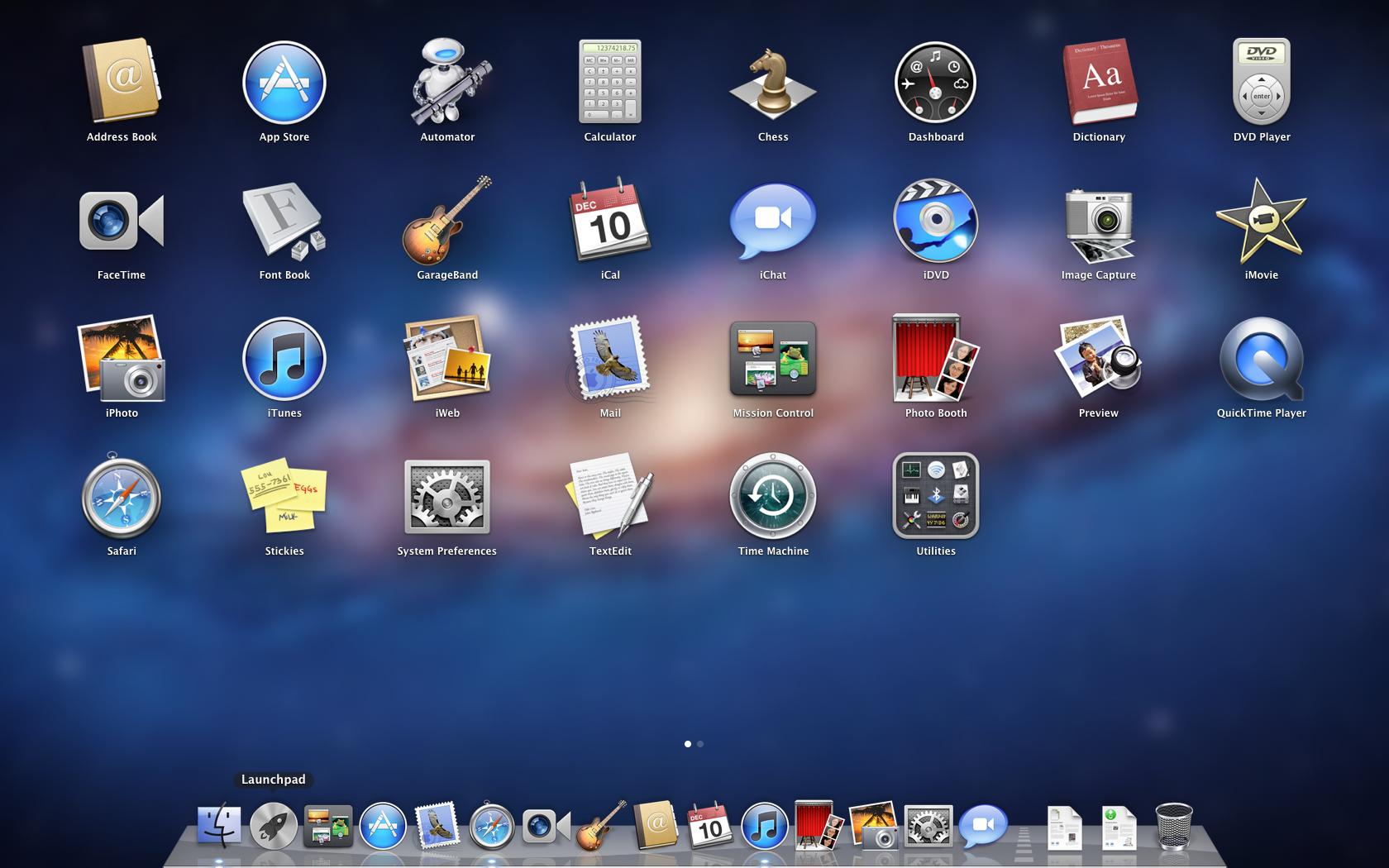 Mac Basics: Applications, files, and folders (OS X Lion)