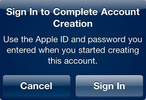 HT2534 11 - How to make an iTunes App Store account without a credit card