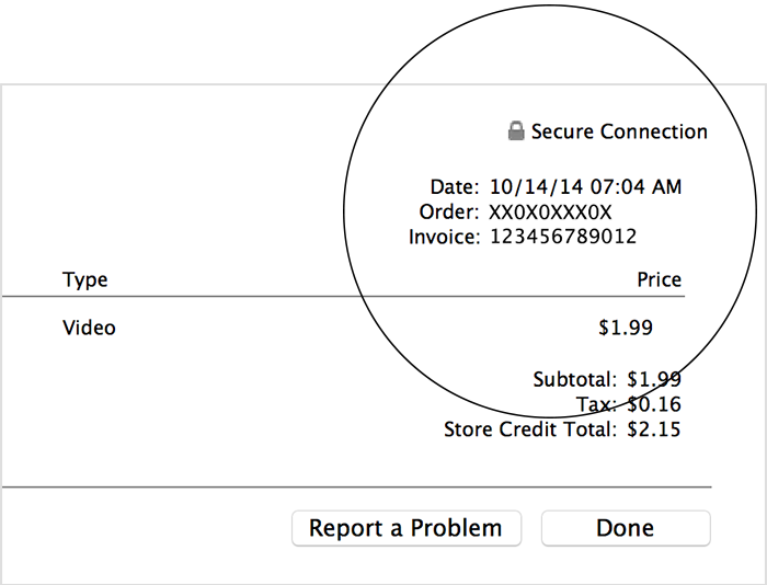 how to see itunes purchases