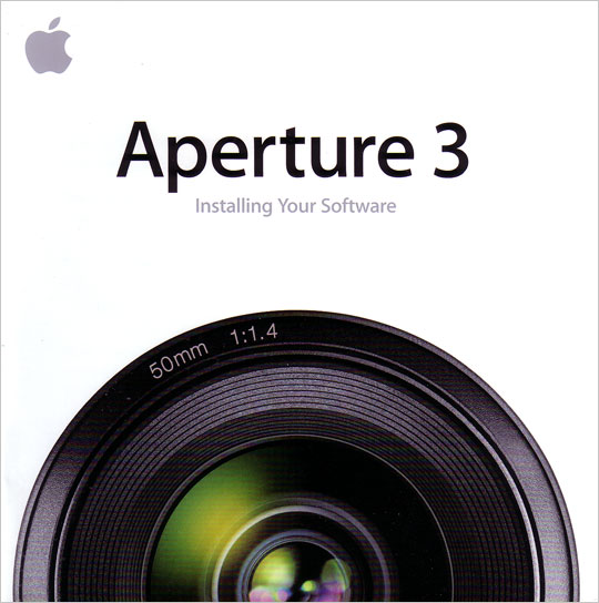 Front, Installing Your Software booklet
