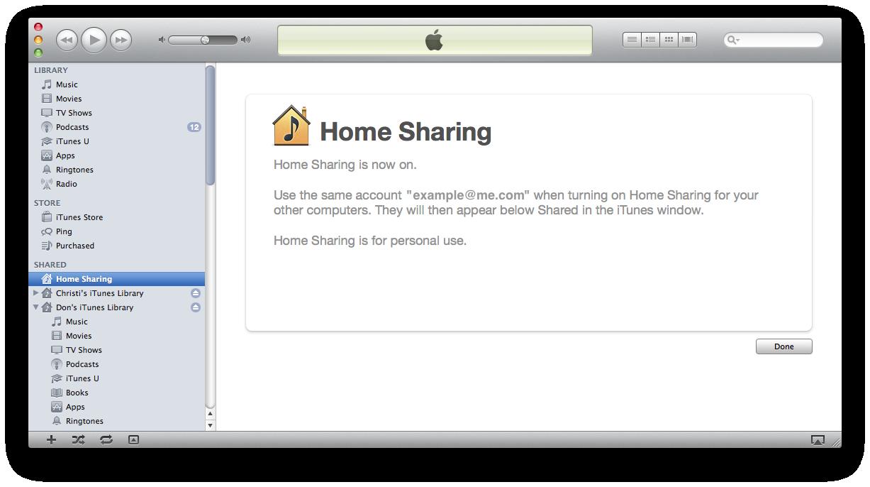 Bc Anam Ipod Blog Understanding Home Sharing