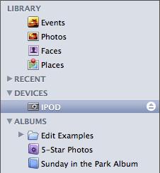 [Click iPod]