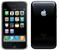 Partes delantera y posterior del iPhone 3G