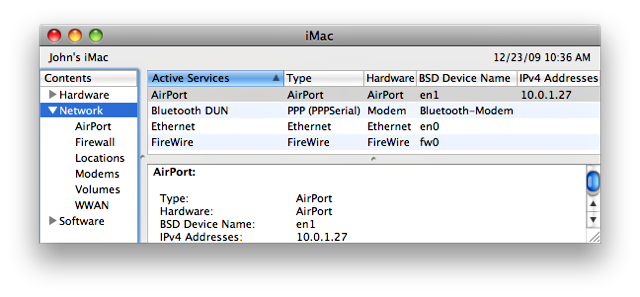 how to change device name on macbook air