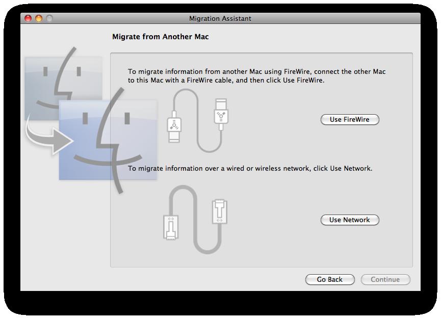 firewire cable mac to mac