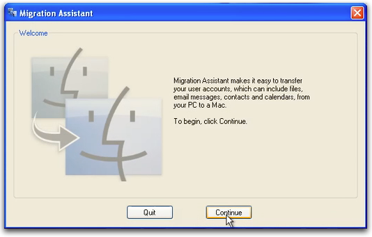 Windows Migration Assistant