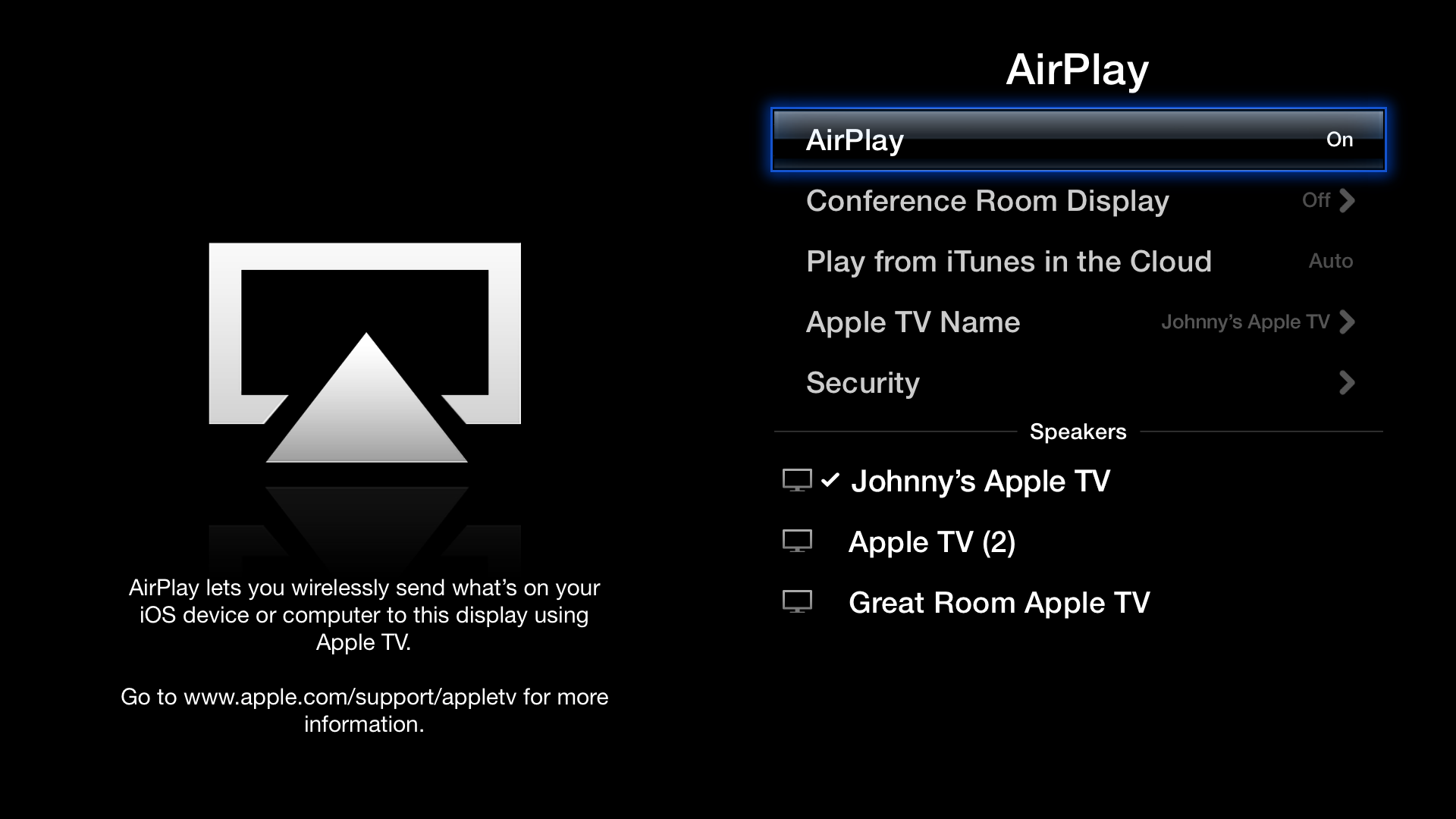 What Is Apple Tv Conference Room Display