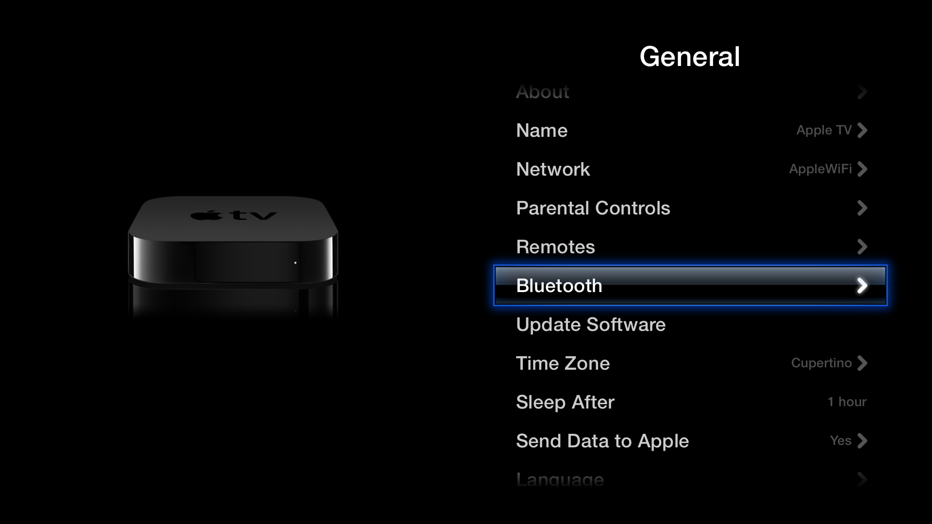 how to add a keyboard apple tv