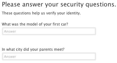 how to change apple id questions