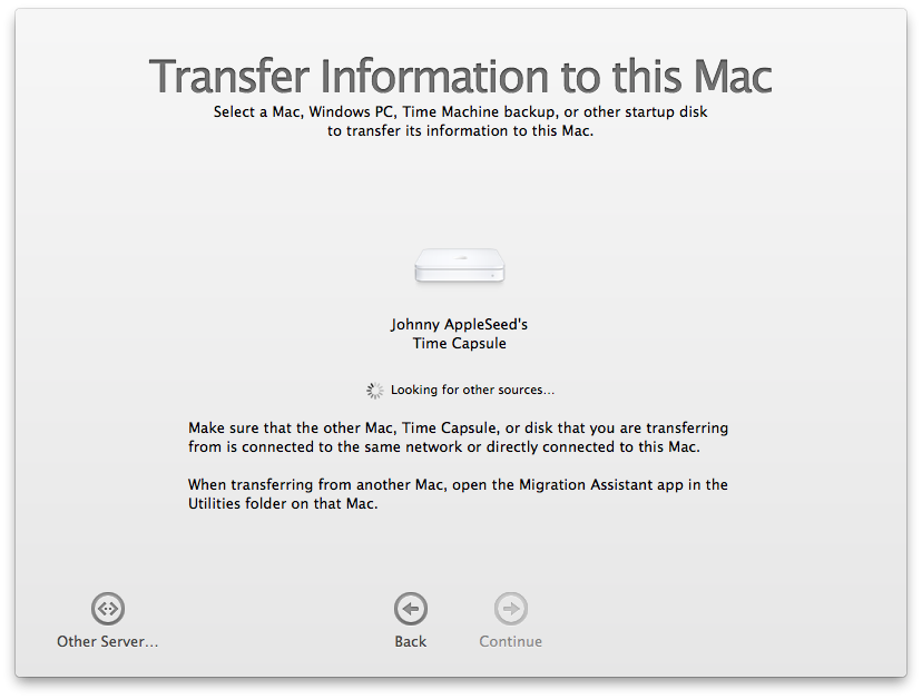 Time Machine – MacOS Tips