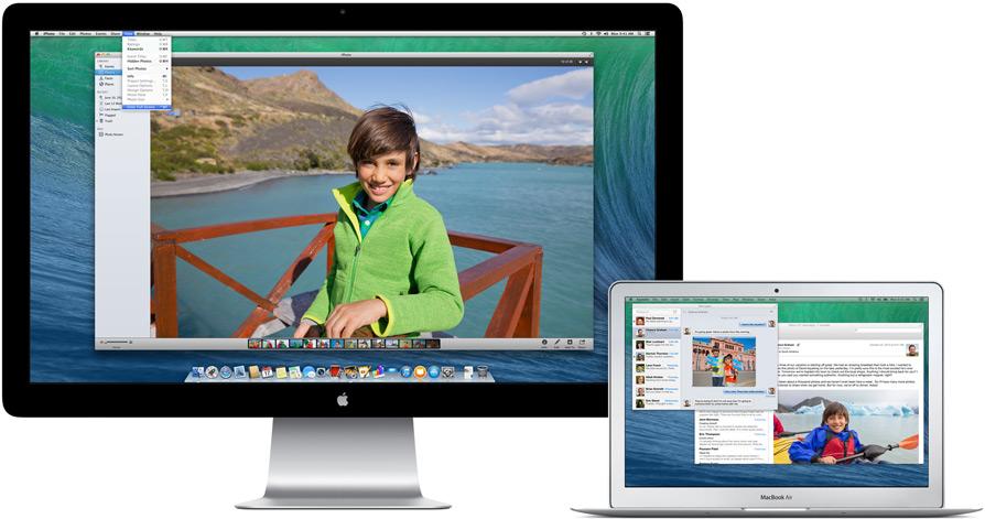 Sử dụng nhiều màn hình trên Macbook (Mac OS)
