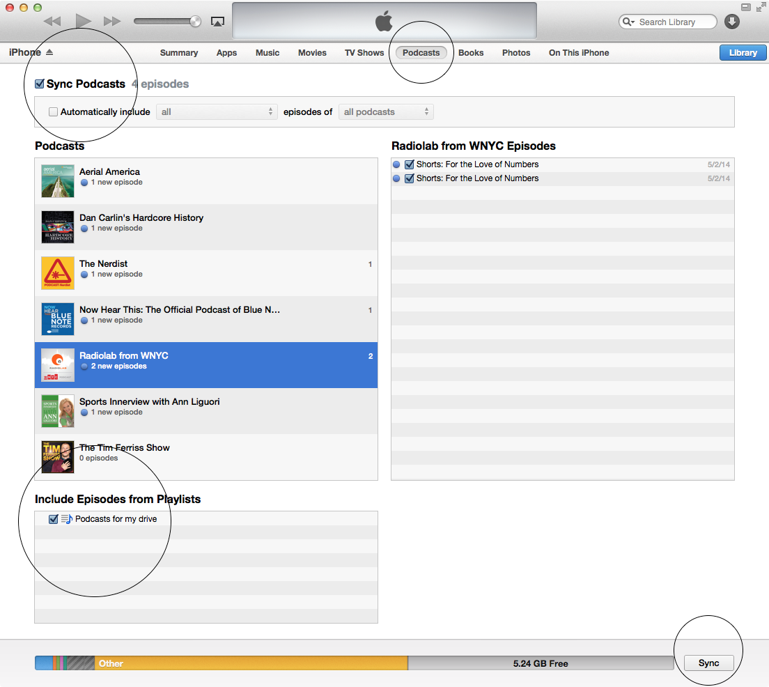 Download Podcasts To Mac