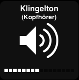 iPhone im Kopfhörer-Modus
