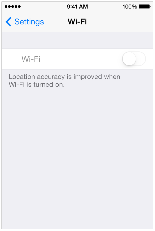 iphone 4s wifi wont turn on iphone 4s wifi greyed out official apple support 8522