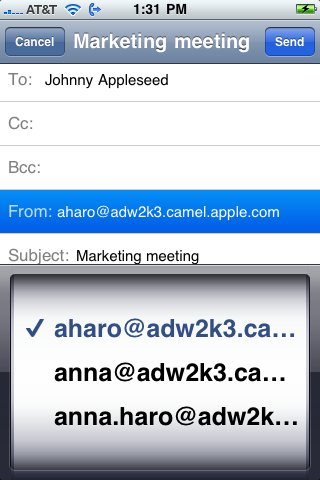 how to see archived messages