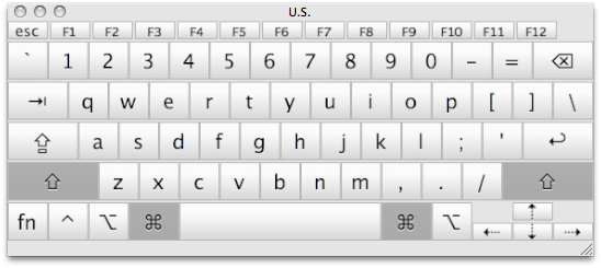 Some wireless keyboard keys aren 39 t working apple community for En keyboard layout
