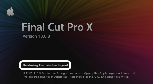 how to open prproj with final cut
