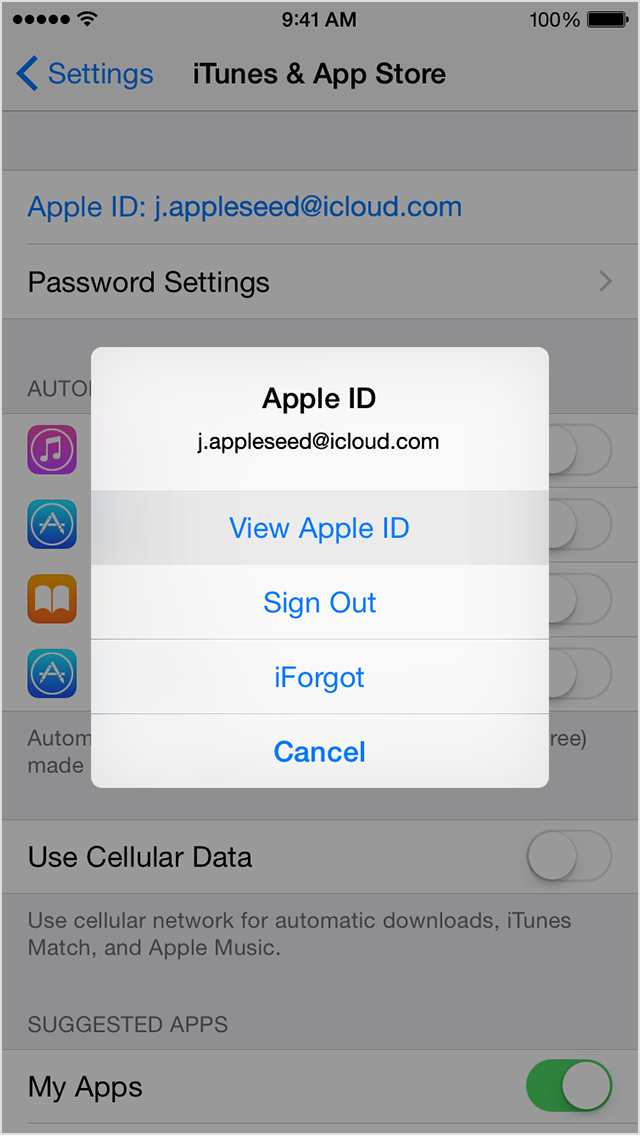 Change or remove your payment information from your iTunes