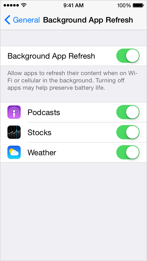 how to turn on free app option on iphone