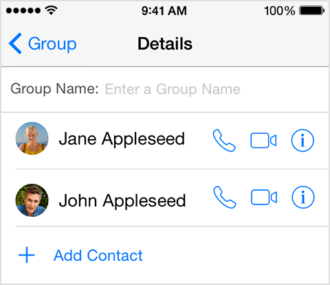 how to turn group messaging on iphone