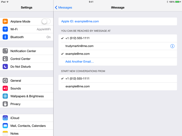 iOS and OS X: Link your phone number and Apple ID for use with ...