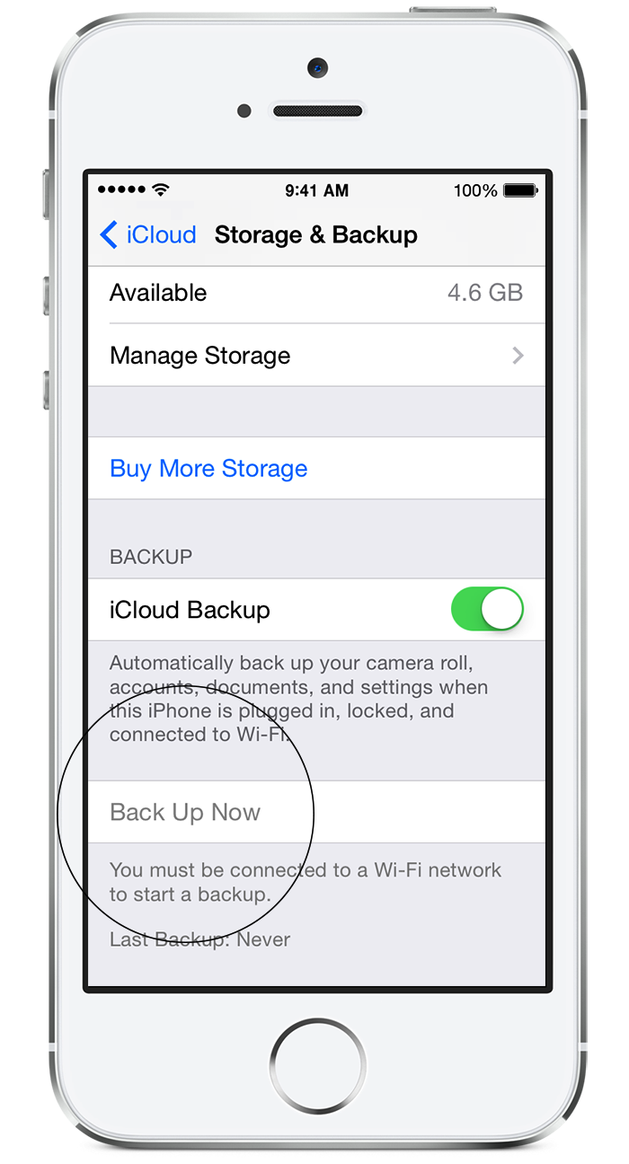 how to get an icloud account back