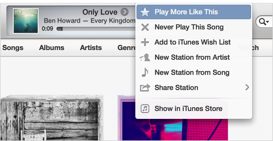 Play more like this selected for Only Love by Ben Howard