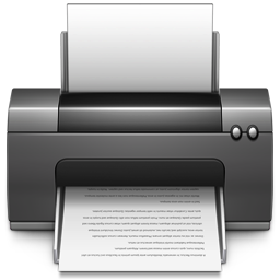 Printing in OS X