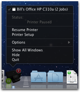 AirPrint – MacOS Tips